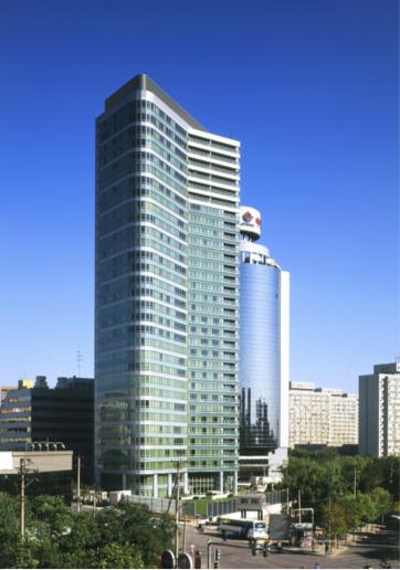 Embassy House, Beijing